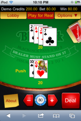 Casino platinum mobile app