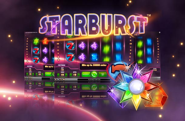 online slot games starburts