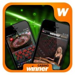 Winner app with live roulette