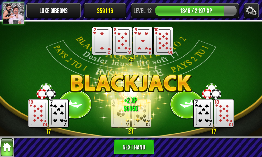 Blackjack Free Online With Other Players