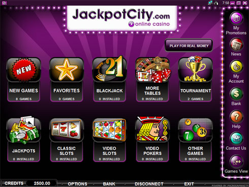 jackpot city mobile casino app