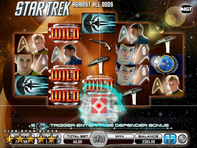 star trek slot machine app