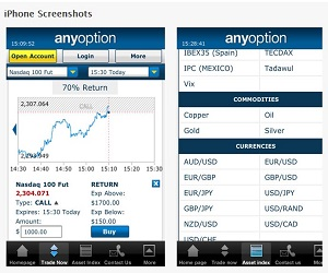Binary option ios