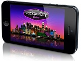 Jackpot City app Screenshot
