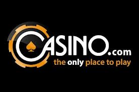 Casino.com app Screenshot