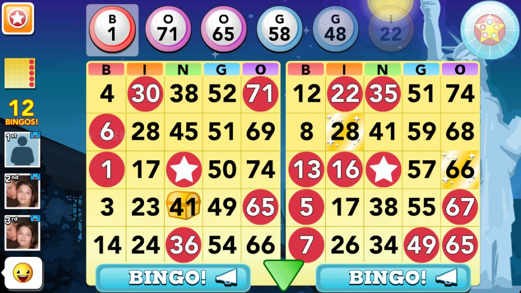 bingo games for android tablet