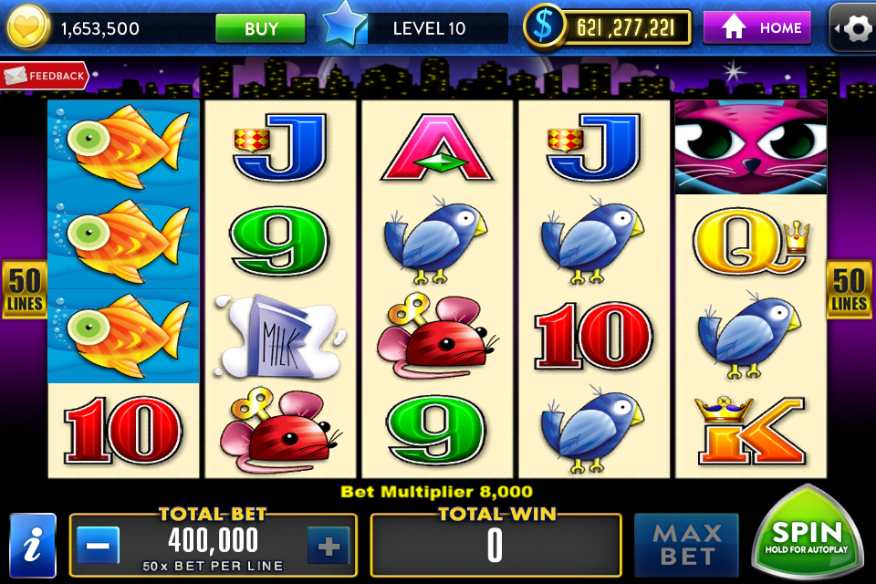 Der Slot Miss Kitty – Miss Kitty von Aristocrat online spielen