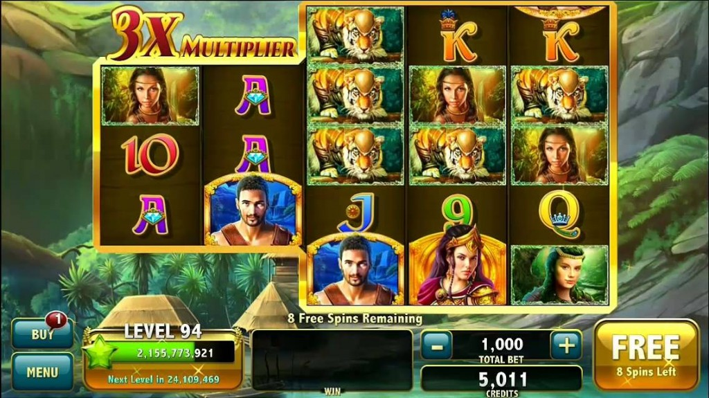 Olympus Slot Machine - Play Now with No Downloads