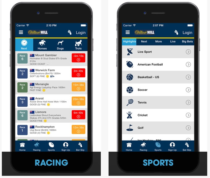 how to make your own betting app