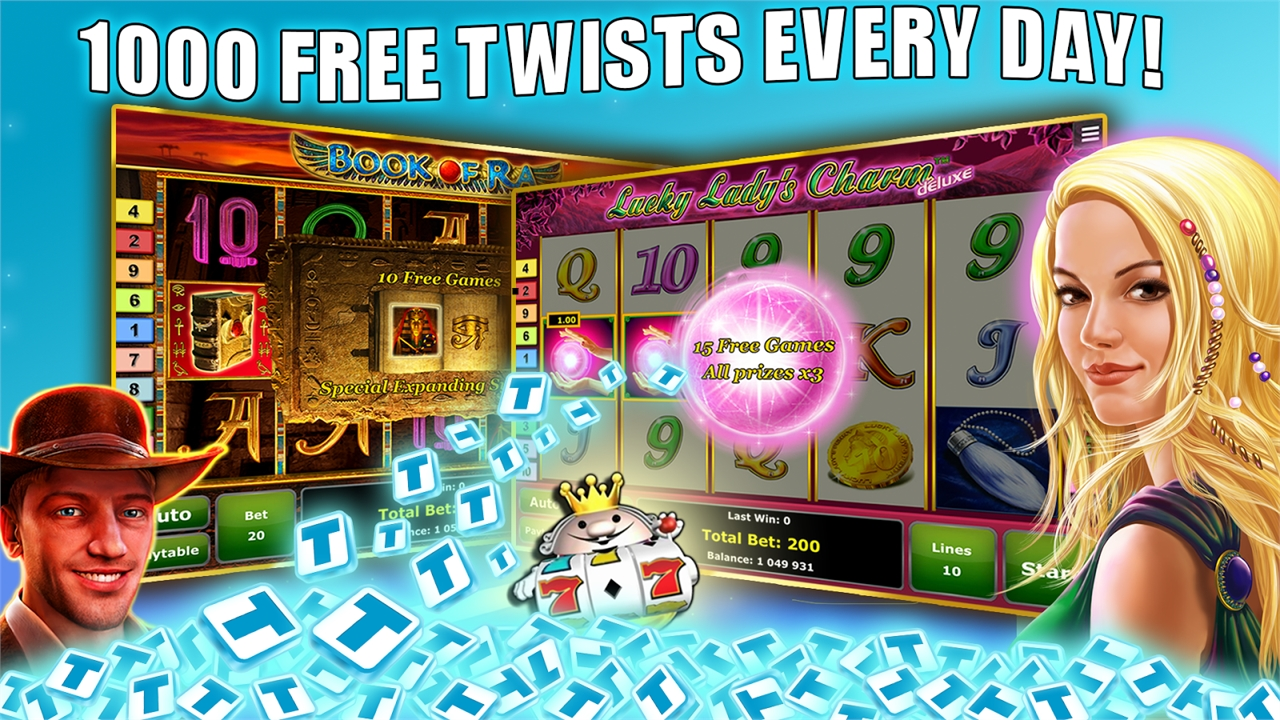 gametwist casino online lucky charm book