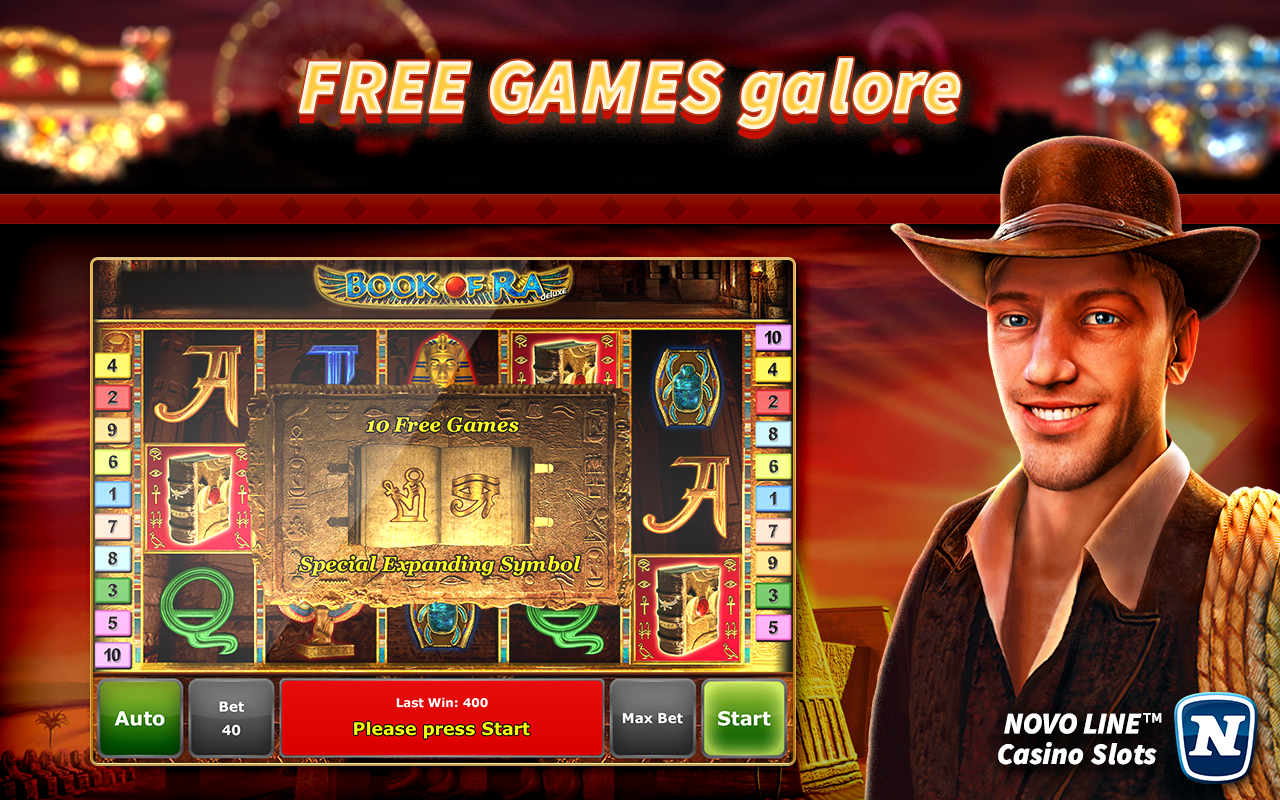 casino online games game of ra