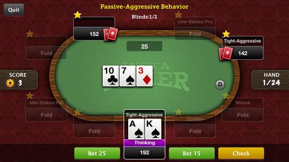 Insta Poker Coach iPhone