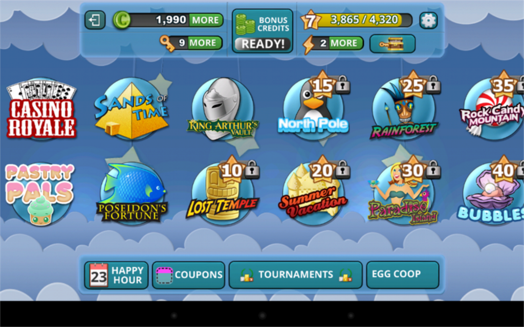 Slots Heaven HD