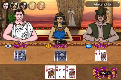Imagine poker for iphone