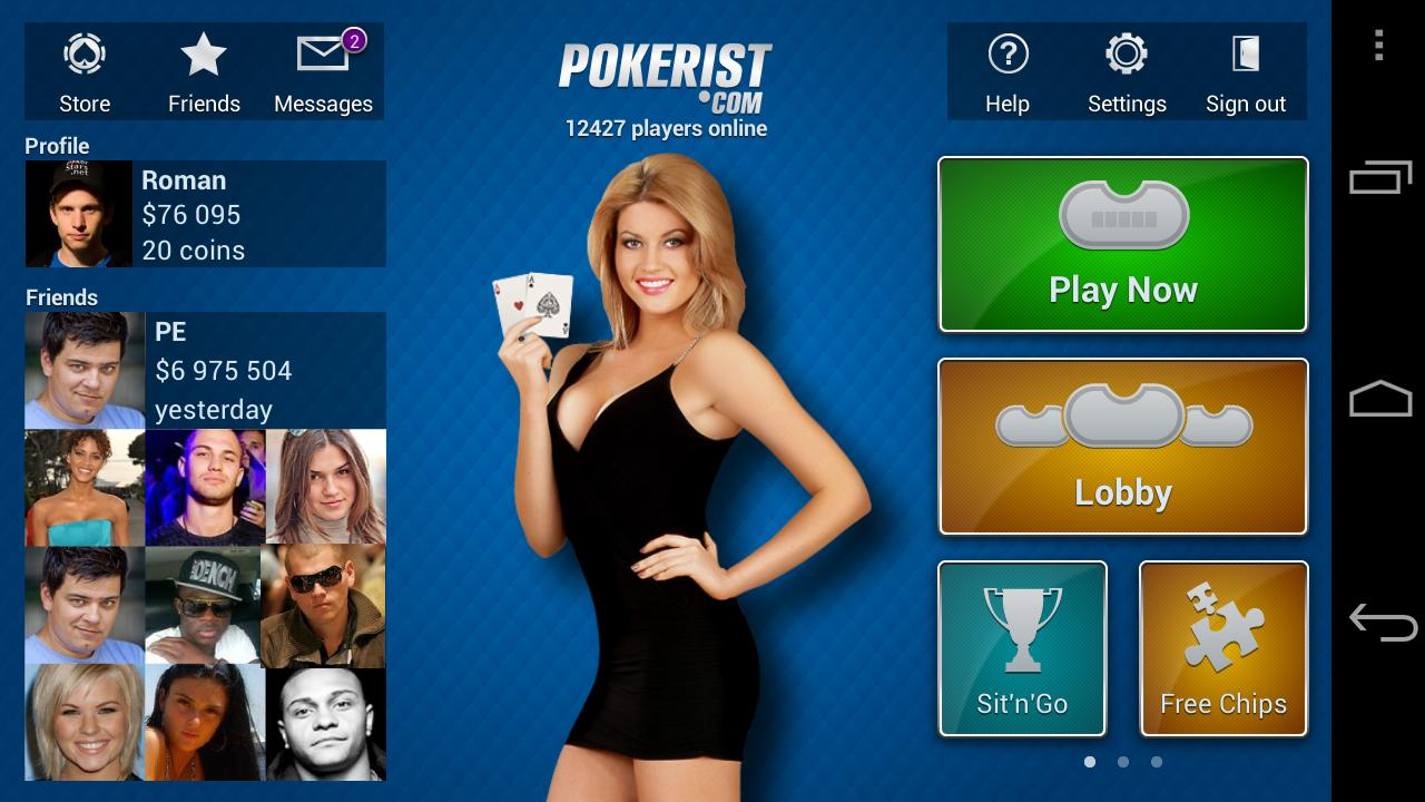 Pokeris texas poker app