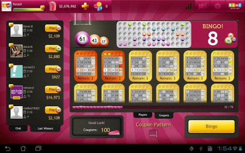 bingo-by-gamedesire-screen