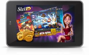 Slot In App screen
