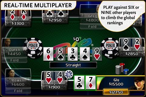WSOP Texas Holdem 1