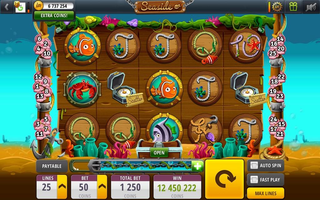 slot machine app screenshot Slot In Ganymede