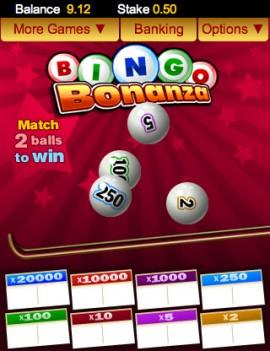 bingo bonanza app
