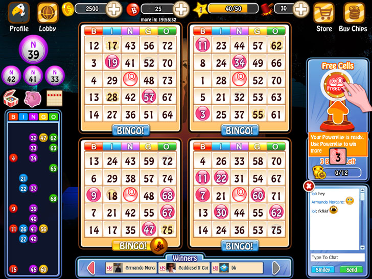 Bingo bash app for android