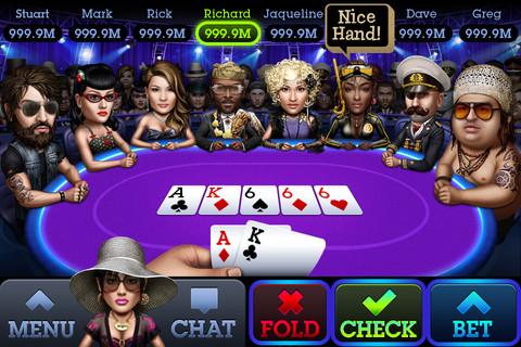Frsh deck poker app