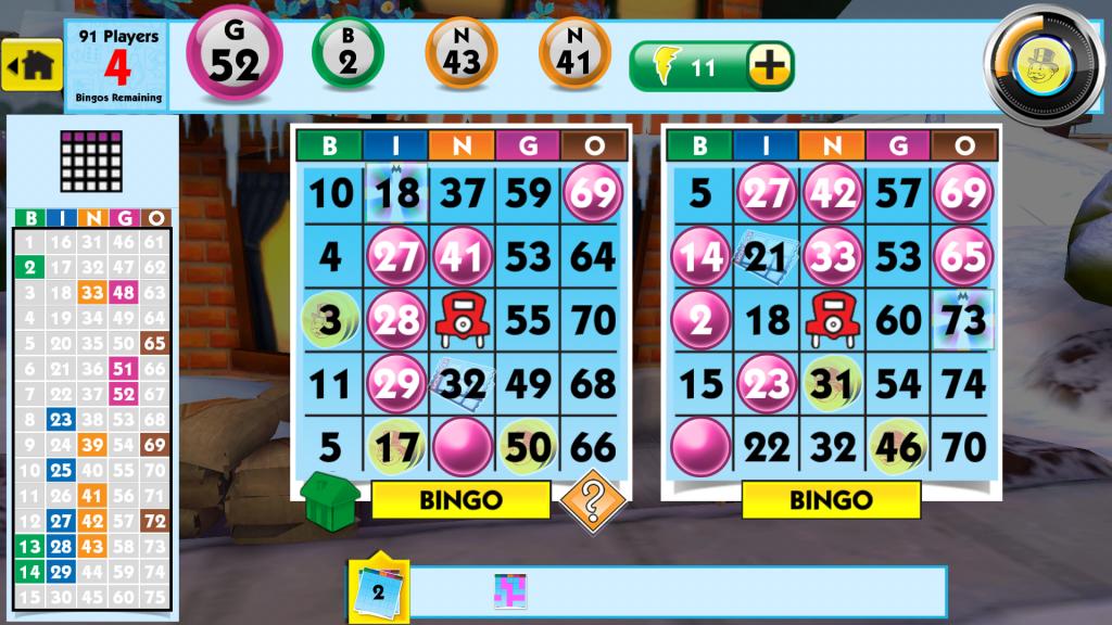 Monopoly bingo android