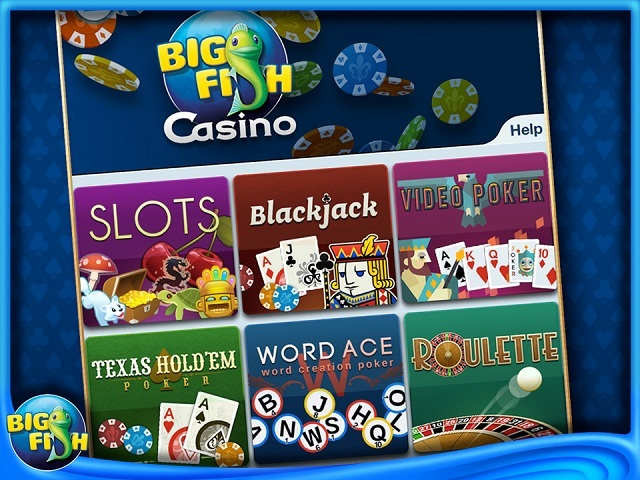 Big Fish Casino review