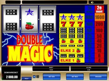 Double magic mobile slot app