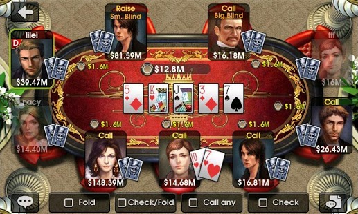 DH Texas poker review
