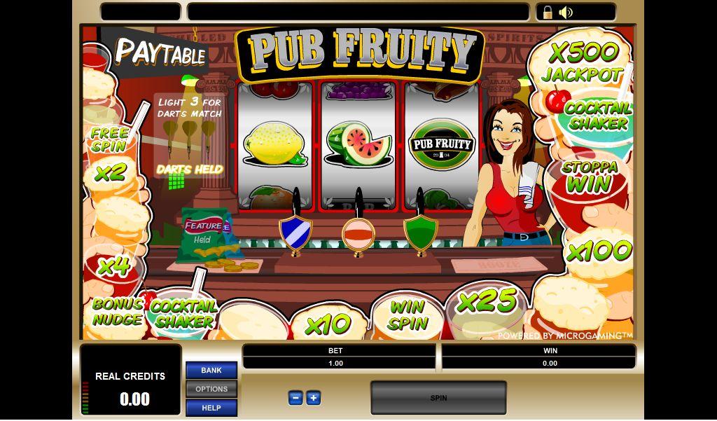 Pub Slots App