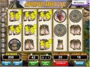 Mayan Moolah machine
