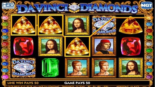 Play davinci diamonds slots for free piece of crap meme