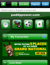 Paddy power app iphone