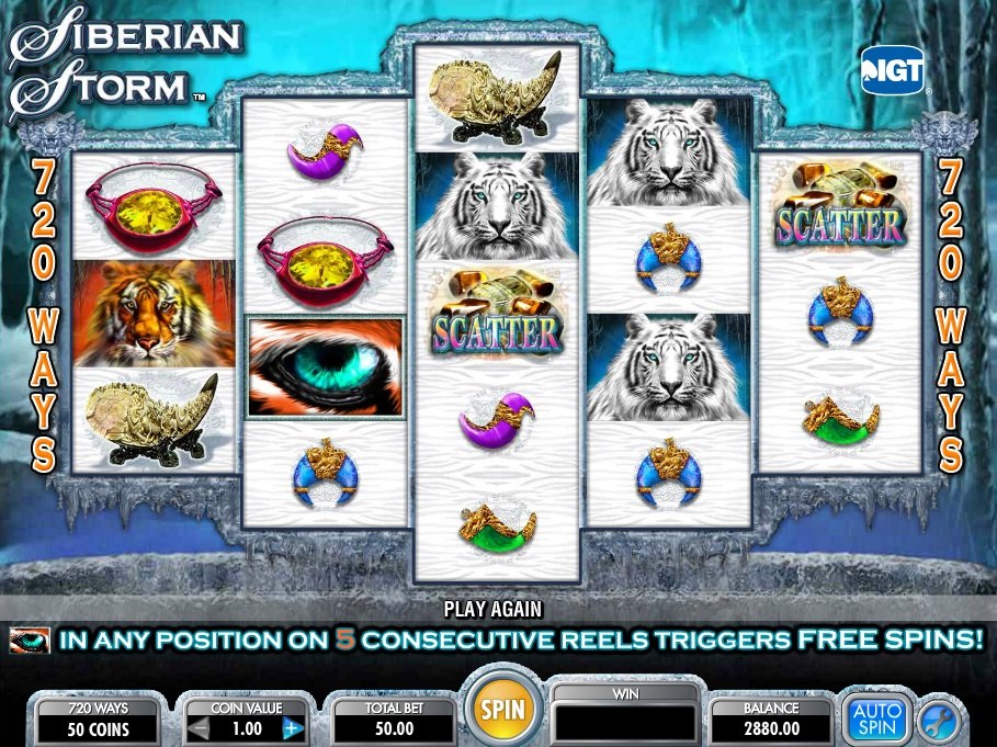 Casino game siberian storm how much does it cost to rent casino games