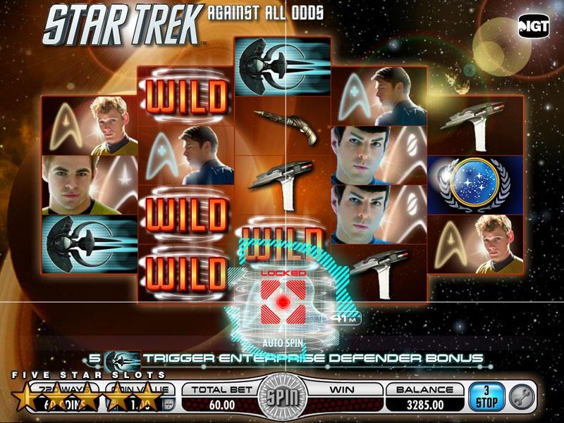 Star trek agains all odds app