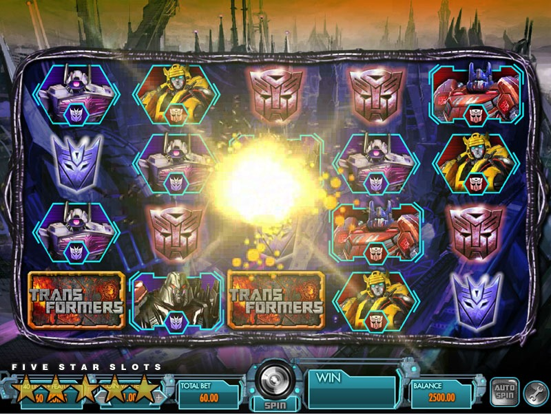 Transformmers Battle for Cybertron app