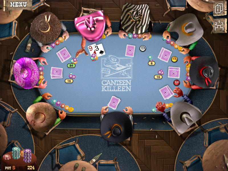 governor of poker 2 review