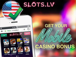 Slots.lv app Screenshot