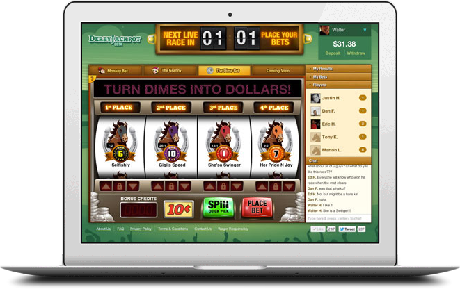 Mobile Horse betting