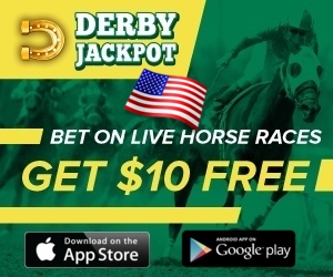 Derby Jackpot app Screenshot