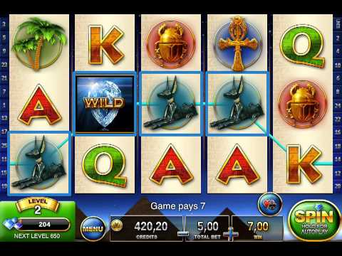 Slots Pharaoh's Way iphone