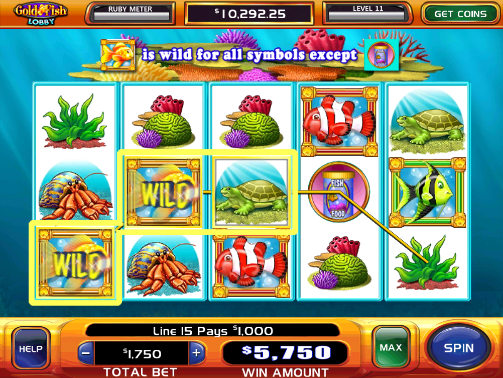 Gold Fish Casino slots android