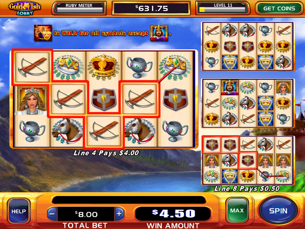 Gold Fish Casino slots ios