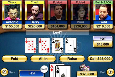 Poker Superstars III itunes
