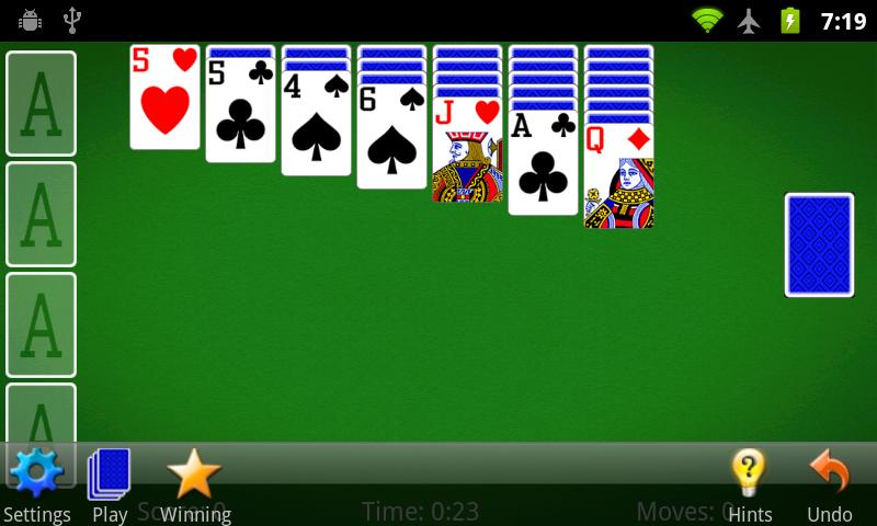 Spider Solitaire by MobilityWare for Android