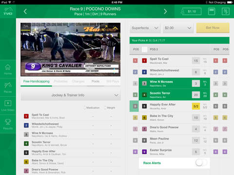 Horse race betting apps indian domestic cricket betting william