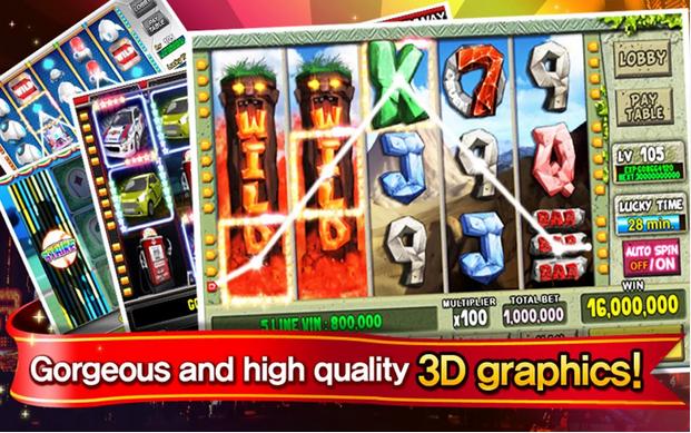 Best Casino Social Slots 3
