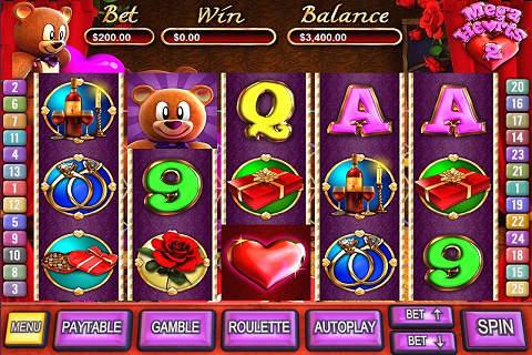 Mega Hearts 2 Slots 3