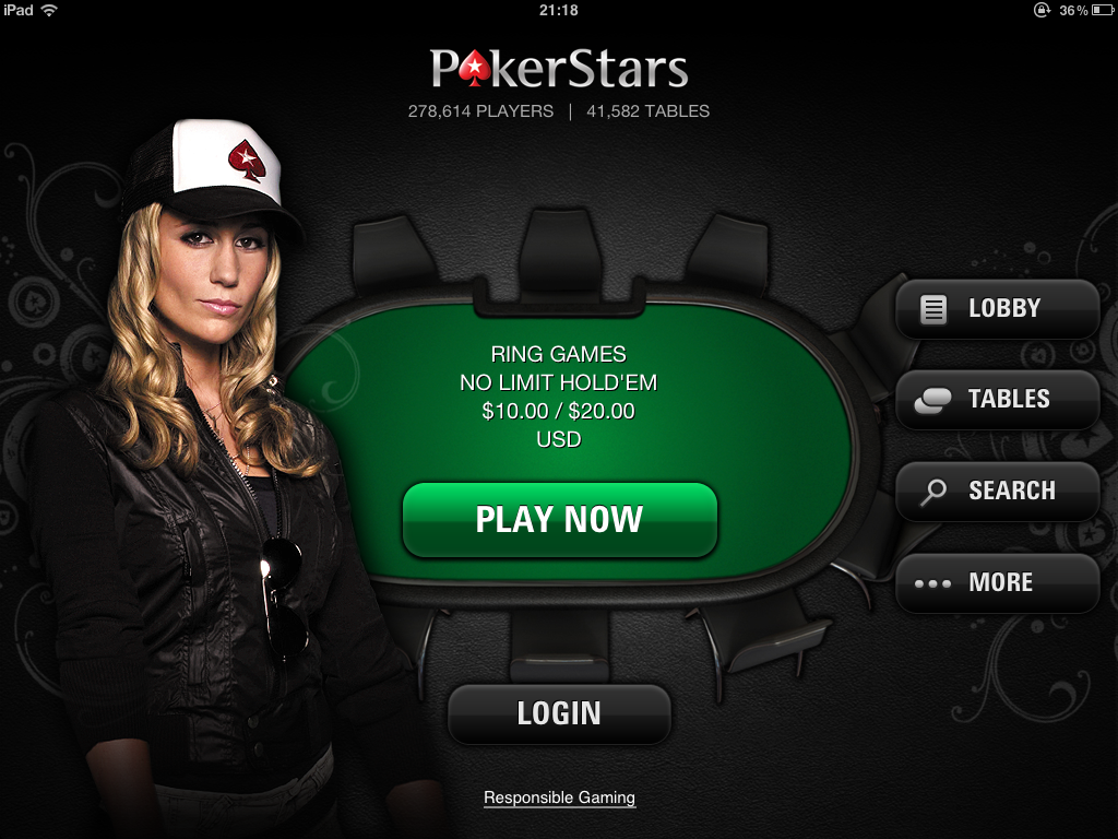 Pokerstars Poker App 3